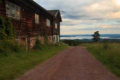 View over Orsasjön (Tomas Öhberg) Tags: fryksås orsa orsasjön utsikt view fäbod dalarna skymning polarizing filter polfilter polariser