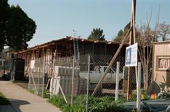 724 Oak Grove Ave (menloparkplanning) Tags: 19850103 mp1980s menlopark california sanmateocounty construction historicalphoto scannedphoto historical 724oakgroveave oakgroveplace