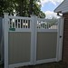 Vinyl fence in Beltville md