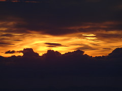 Sunset 11 (Saf37y) Tags: sunset seashore sea coast clouds costal sky scotland seaside aberdeenshire gardenstown gamriebay gamrie