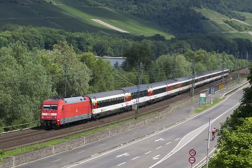 D DB 101 107-1 Oberdiebach 18-06-2017