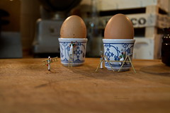 Eggs (BorisJ Photography) Tags: 187 187miniature 2017 7d borisjusseit borisjphotography canon egg eggcup eggcups eggs eos fulda germany h0 july miniature miniatures people stilllife worker workers de