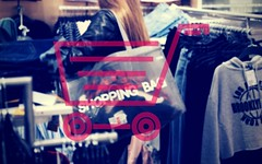 eCommerce Shopping (Cerillion) Tags: ecommerce shop shopping sale purchase bag apparels suits tshirt jeans cart showroom