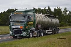 MUNDELL DAF XF 510 SPACE CAB SC17 BNV (denzil31) Tags: mundell tarbert daf xf 510 space cab sc17 bnv tankertransport tankers argyll daftrucks euro6