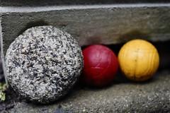 Jeu de boules (BzhPaco) Tags: boules artistic bzh bretagne balls