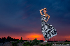 Nadine (dgwphotography) Tags: model sunset portrait nikond600 magsphere magmod 1735mmf28d