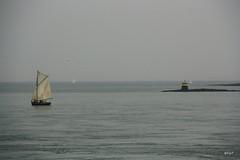 Vieux grément (S.pT) Tags: mer voilier vieuxgrément portnavalo morbihan golfdumorbihan boat sail