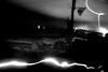 Зарево в небе над Тиром во время операции израильских ВМФ и ВВС. Тир. Ливан. 5 августа 2006 года (warshistory) Tags: 2006lebanonwar bombardement bombardment conflitisraélolibanaisde2006 filé mouvement movement night nuit panning processed tyr tyre