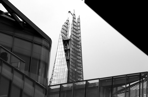 Part of the Shard