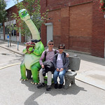 Befriending a dinosaur thumbnail