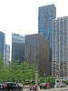 Aqua Tower (Atelier Teee) Tags: terencefaircloth atelierteee cityfrontplaza aquatower swissotel chicago illinois