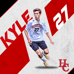Kyle_Graphic_HC_17 (Sideline Creative) Tags: graphicdesign sportsgraphics digitalart sportsedits socceredits sportsart soccer capturingthemoment