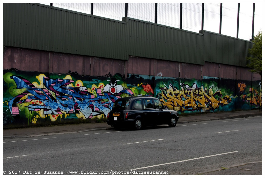 The World's Best Photos of belfast and taxi - Flickr Hive Mind