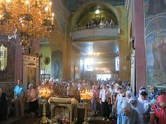 Служба в соборі на свв.апп. Петра і Павла (8)