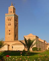 Koutoubia Mosque (TablinumCarlson) Tags: koutoubia mosque marrakech المغرب almaġrib ait ben haddou jamaa el fna jem marokko morocco leica dlux 2 photo sun moschee marrakesch afrika africa northernafrica nordafrika mahgep