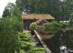 The House (Ken-Zan) Tags: ästad halland water ljunghav house wat kenzan damm