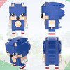 BrickHeadz: Sonic the Hedgehog (Unijob Lindo) Tags: lego leg godt bricks brickheadz brick heads brickheads sonic sega hedgehog dr eggman doctor robotnik ivo egg man walrus genesis mega drive saturn dreamcast service games videogames game green hill generations mania igel toys render blender mecabricks digital designer rendering classic 90s collectible collectibles funko pop funkopop klocki stein moustache shoes blue spikes slope curved tan mustache goggles glasses bald scientist human villain nose baldy mcnosehair lost world moc own creation