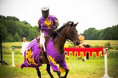 Fête médiévale de Mareuil-sur-Ay (numend1l) Tags: medieval festival fête moyenâge cheval chevaliers knights combat canon canoneos700d