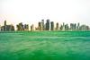 Doha! (aliffc3) Tags: doha qatar nikond750 zeiss50mpf2 longexposure corniche skyscrapers