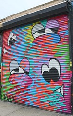 . (SA_Steve) Tags: kwuemolly mural streetart wellingcourtmuralproject queensny art creative queens nyc