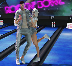 Rock your world (Levi Megadon // *OMG*) Tags: sl secondlife blog blogger look outfit lotd mesh new exclusive event