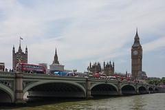 Westminster Bridge (Craig Dyni) Tags: bigben westminsterbridge england london palaceofwestminster vacation elizabethtower uk unitedkingdom