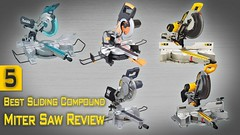 5 The Best Sliding Compound Miter Saw Review | Best Sliding Miter Saw -10 Inch, 12 Inch (myhandtools_mat) Tags: 5 the best sliding compound miter saw review | 10 inch 12
