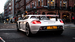 Waiting for take-off (m.grabovski) Tags: porsche carreragt mayfair london england great britain mgrabovski