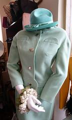 Mannequin (Snowbaby67) Tags: missmollys tearoom vintage resale redruth cornwall mannequin