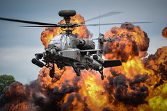 Apach role demo (AdrianH Photography) Tags: nikon aviation helicopters fairford glostershire armyaircorp airshows airshow riat