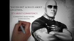 Thoughts of the day - Dwayne Johnson (wanderlustsunita) Tags: successquote thoughts quotes inspirationalquote