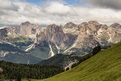 Il Gruppo del Catinaccio (cesco.pb) Tags: valdifassa valsnicolò sellapalacia catinaccio trentino italia italy canon canoneos60d tamronsp1750mmf28xrdiiivcld montagna mountains
