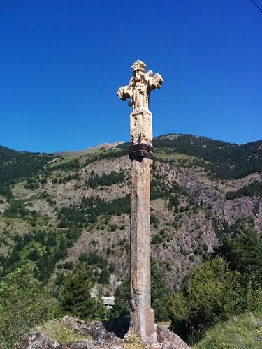 Creu de Meritxell. Canillo (Andorra)