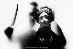 Photo Artistry - Jack the Ripper (mcleod.robbie) Tags: dark darkness black white furnancefashionedphotography dream nightmare danger