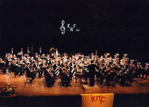 Koninklijke Harmonie Orpheus, concertconcours Zaandam 1994