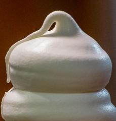 Dairy Queen Small Cone (Mi Bob) Tags: macromonday queen venice florida unitedstates us