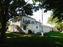 Dukes County Jail (jimmywayne) Tags: massachusetts dukescounty edgartown jail countyjail historic marthasvineyard nrhp nationalregister