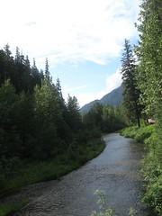 Alaskan River (artofjonacuna) Tags: alaska river