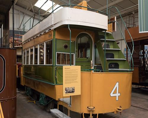 Blackpool 4 | 1885 | Crich Tramway Village-46