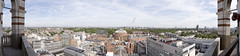 View from Queens Tower - Imperial College (Steven Vacher) Tags: imperialcollege imperial college london 2017 stevenvacher queenstower cityscape royalalberthall view