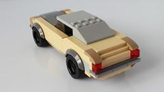 Lego Chervolet Monte Carlo from F&F (hachiroku24) Tags: lego chevrolet monte carlo fast furious tokyo drift speed champions