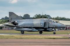 McDonnell Douglas F-4E Phantom II (Manx John) Tags: hellenicairforcemcdonnelldouglasf4ephantomii01618c hellenic air force mcdonnell douglas f4e phantom ii 01618 cn4827 riat2017