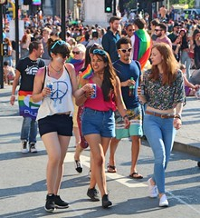 Pride London 2017 (Waterford_Man) Tags: pridelondon2017 lgbt lesbian gay bi girls boys people party pride london