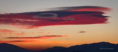 Nuage coloré. (alex7734) Tags: nuage forme couche de soleil couleurs montagne pyrenées