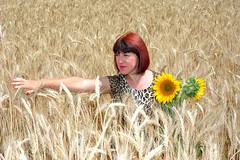 DCS_3826_00015 (dmitriy1968) Tags: portrait портрет nature природа erotic sexsual эротично beautiful girl wife люди people evening придонье девушка отдых путешествия outdoor секси пшеница wheat солнечный день sunny day
