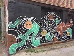 Toronto 2017 (bella.m) Tags: graffiti streetart urbanart toronto canada art womenpaint parkdale