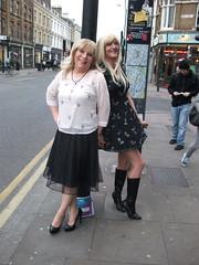 A Feminine Bond (rachel cole 121) Tags: tv transvestites transgendered tgirls crossdressers cd