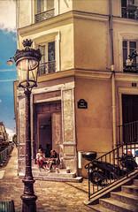 Paris, rue Chappe