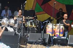 Los Van Van (2017) 12 (KM's Live Music shots) Tags: worldmusic cuba timba losvanvan conga drumkit drums neworleansjazzheritagefestival congosquarestage fairgroundsracecourseneworleans