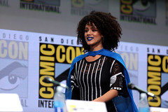 Nathalie Emmanuel (Gage Skidmore) Tags: nathalie emmanuel game thrones hbo san diego comic con international 2017 convention center california